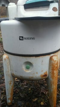 Antique washing machine Maytag