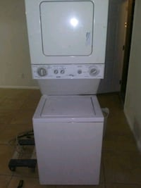 white stackable washer and dryer Las Vegas, 89145