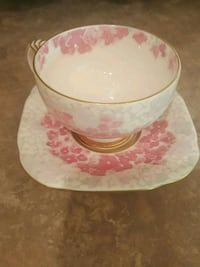 Tea cup and saucer. Single set Simi Valley