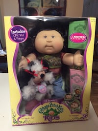 Classic Cabbage Patch Kids in box with puppy - NEVER opened Coon Rapids, 55448