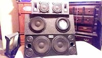 Roadmaster and other Speaker Systems
