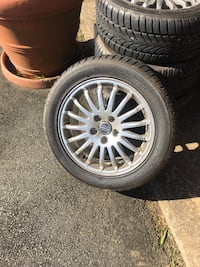Rims and tires for Volvo 225/50 R 16 Purcellville, 20132