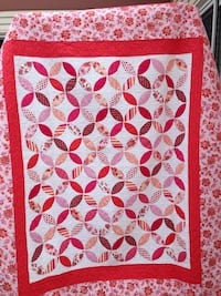 Ring Quilt 88x71 beautiful
