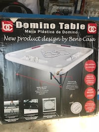 Domino table NEW Gaithersburg, 20878