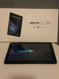 "Dragontouch X10 never used 10"" tablet Marietta, 30064"