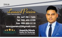 Real Estate agent Brampton