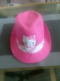 Youth pink Hello Kitty Fedora hat Lincoln, 68502