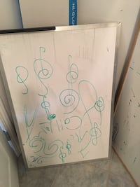 2 whiteboards for home or office !! Edmonton, T5R