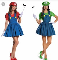 Ladies Mario & Costume Edmonton, T6E 6H1