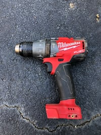 red and black Milwaukee cordless drill Charlotte, 28226