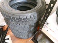 hankook I pike winter tires size P175/65/14 like n Surrey, V3R 5X9