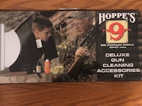 Hoppe's 9 Deluxe Gun Cleaning Accessories Kit