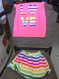 2T girls two piece Harker Heights, 76548