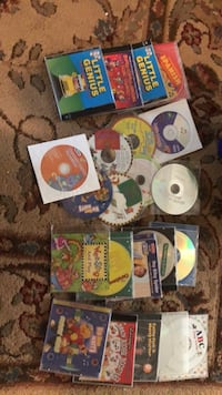 Children's Learning CD's ($1 each) Woodbridge, 22193