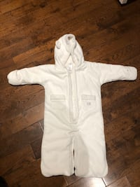 Baby Gap winter suit.