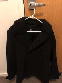 Black notch winter jacket Arlington, 22209