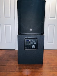 Electro-Voice ELX200-18SP- pair of powered subwoofer  For $1900