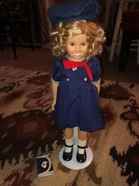 blonde haired blue dressed fashion doll Lower Paxton, 17109
