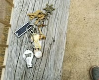 Found Keys in Bensonhuersrt Brooklyn, 11214
