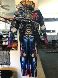 Optimus prime boys costume Albuquerque