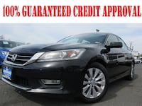 Honda Accord Sdn 2013 Manassas