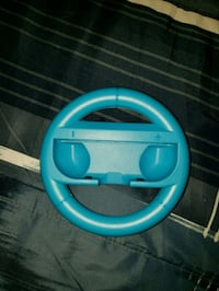 Baby blue Steering Wheel for Nintendo Switch game North Lauderdale, 33068