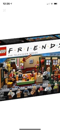 LEGO friends set Surrey, V3S 4T3
