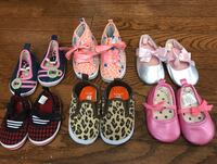 Baby shoe lot Chantilly, 20152