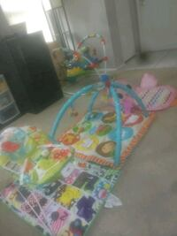 Baby play mat bundle