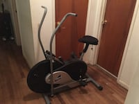 black and gray elliptical trainer Annandale, 22003