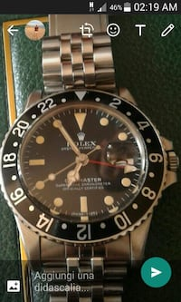 Rolex 1675 Metropolitan City of Bologna