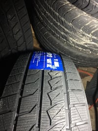 4 brand new tires winter 225/65/r17 Brampton, L6R 3M6