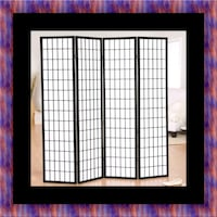 4 panel room divider Cheverly