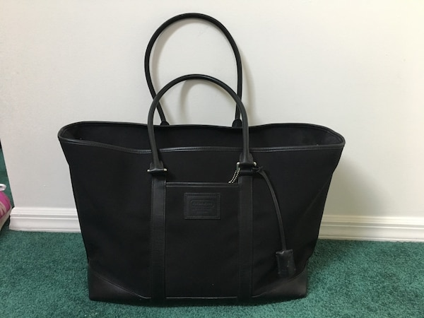 Authentic Coach Weekender Bag Tote