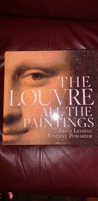 The Louvre painting collection Milton, 19968