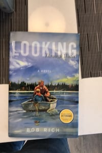 Looking through the water by: Bob Rich Vaughan, L4L 1H8