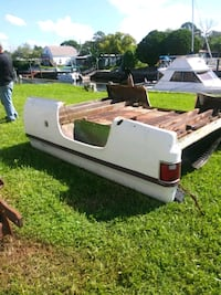 8 ft truck bed for 75 Chevy Hudson, 34667