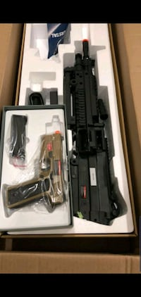 Airsoft packages  Germantown, 20874