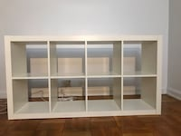 """Shelf Unit 30 3/8 x 57 7/8"""" Standing or lying against the wall Highland Park, 60035"""