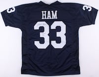Penn State Autographed Jersey Emmaus