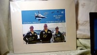 from the 2011 Kingman air & Auto sow sighed by all 4 pilots Kingman