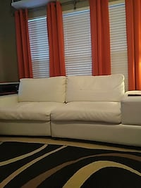 White convertible couch Harrisburg, 28075