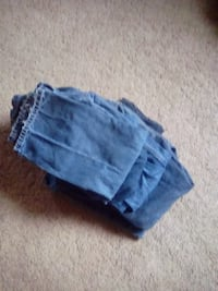 10 pairs size 8 boys jeans Millville
