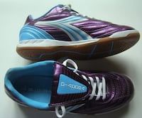 Diadora Ladies/Girls Brand New Shoes in Purple Color Size 6 / 38.5 Regina