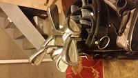 GOLF BAG WITH CLUBS Dumfries, 22025