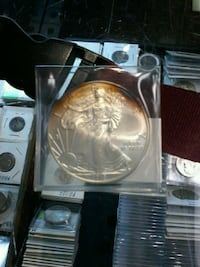 Silver eagle dollar Woodbridge, 22192