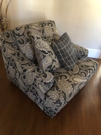2 Ashley Furniture chairs
