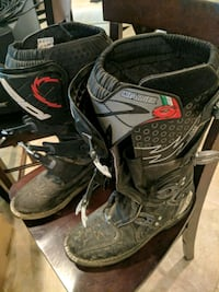 Sidi Charger Motocross Boots Pawling, 12564
