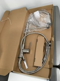 Brand new - Professional laundry sink faucet - brand new - never used. Mississauga, L5L 3S7