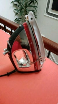 red and gray canister vacuum cleaner Silver Spring, 20906